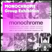 MONOCHROME group exhibition