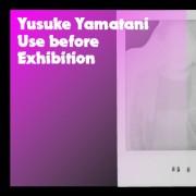 山谷佑介 exhibition「Use before」