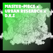 master-piece × URBAN RESEARCH iD × D.K.Z