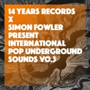 14 Years Records X Simon Fowler
