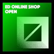ED ONLINE SHOP OPEN!!