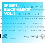 SF DEPT. BLACK MARKET Vol.1