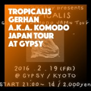 Gerhan a.k.a. Komodo Japan Tour