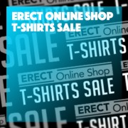 ERECT T-Shirts SALE