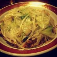 no.268 炸麺 @ 中華料理 ひかり