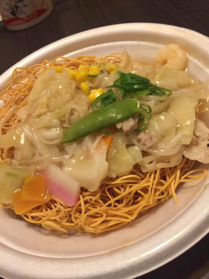 no.330 野菜たっぷり皿うどん @ ファミリーマート