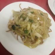 no.371 炸麺(バリそば) @ 百老亭今池店