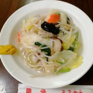 no.387 炸麺(カタイやきそば) @ 李園